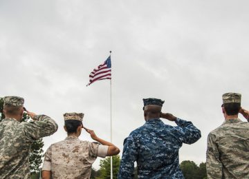 Supporting our Active Service Members